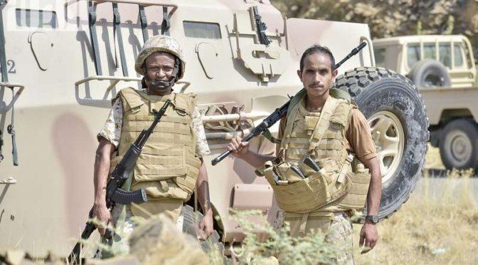 Армия Йемена и народные комитеты добились большого прогресса на фронте в округе Нихм к востоку от Саны