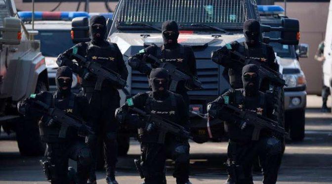 Государства-члены Совета сотрудничества арабских стран Персидского залива проводят контртеррористические учения «Безопасность Персидского залива 1»