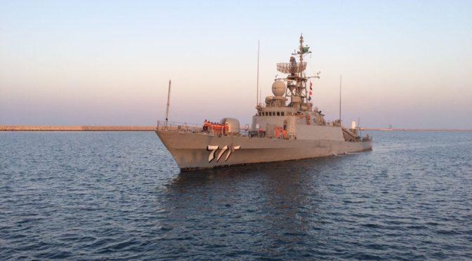 Пресечена террористическая  атака проиранских хусиитов на саудийский нефтяной танкер западнее Ходейды