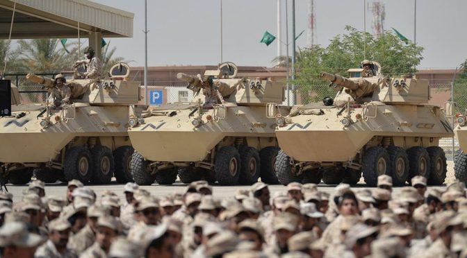 Министр Национальной гвардии встретился бойцами Национальной гвардии на южной границе