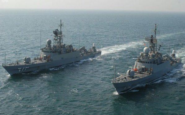Начались совместные морские учения «Мост 17» ВМФ Саудии и Бахрейна