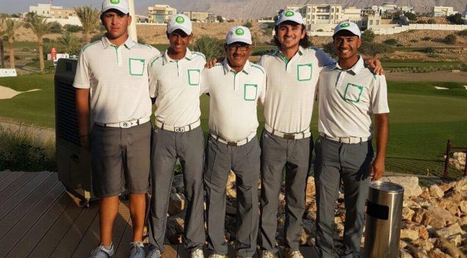Третий день подряд проходит чемпионат среди арабских стран по гольфу на траве, приближаясь к финальному этапу