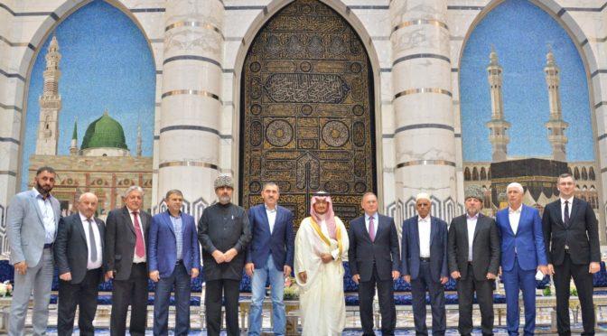 Президент республики Ингушетия покинул Джидду