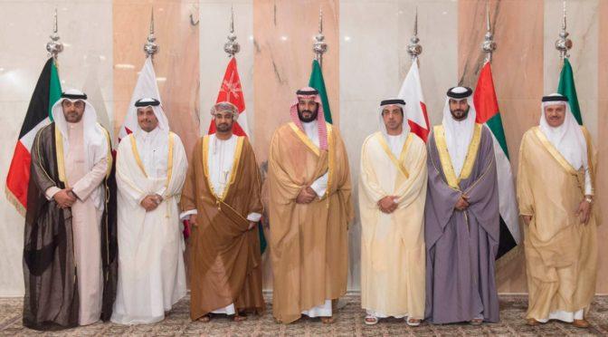 Его Высочество заместитель наследного принца: государства Совета сотрудничества арабских государств Арабского (Персидского) залива имеют возможность стать шестой по объёму экономикой мира