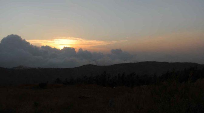 Фотокорреспондент «ВАС» запечатлел красоты провинции Баха до заката и на восходе солнца