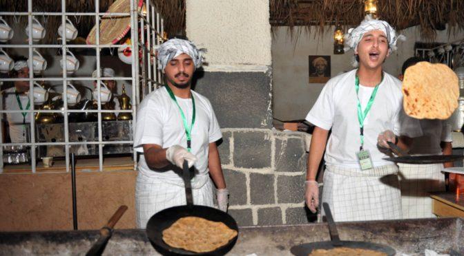 Глава администрации Благородной Мекки торжественно открыл фестиваль «аль-Хара» в Благородной Мекке