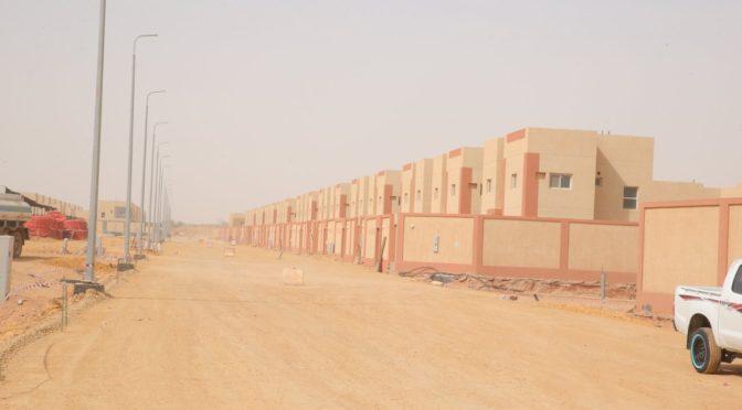Министр жилищного строительства инспектировал реализуемые проекты министерства в провинции Джуф