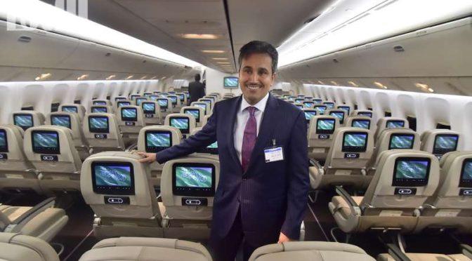 «Саудийские авиалинии» получили два новых самолёта марки B777-300ER и A330-300