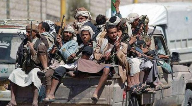 Хусииты сокращают 45 тыс.военнослужащих Республиканской гвардии, правительство и экс-президент ищут помощи у племён и парламента