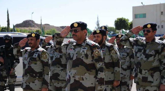 Командующий силами специального назначения инспектировал спецназ провинции Асир