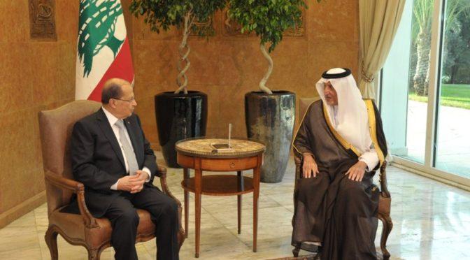 Принц Халид Фейсал встретился с саудийскими студентами, обучающимися в Ливане