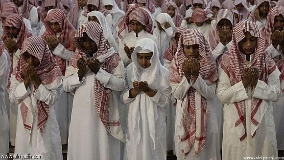 В четверг молитва истиска пройдёт в университетах и школах Королевства