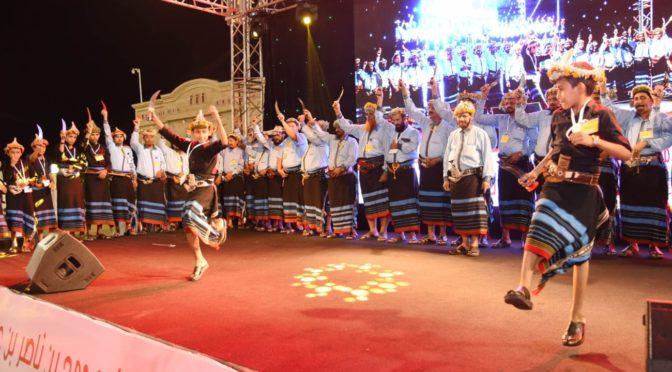 Принц Мухаммад бин Насир почтил своим визитом открытие Третьего фестиваля мёда в провинции Джазан, прошедшее в округе Айдаби