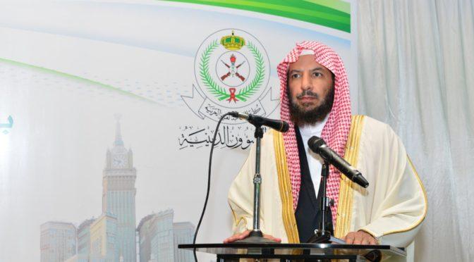 В военном колледже им.Короля Абдулазиза начались мероприятия фестиваля «Наша Родина нам доверена»