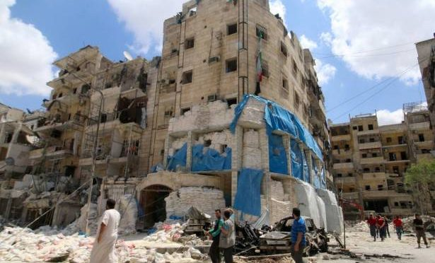 Главный муфтий призвал имамов мечетей прочесть с утренней молитвой дуа-кунут за Алеппо