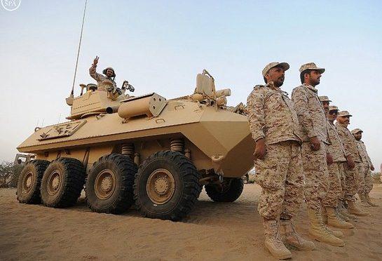 принц Мутааб бин Абдаллах отметил взаимодействие Национальной гвардии, Министерства обороны и МВД в защите безопасности рубежей отечества