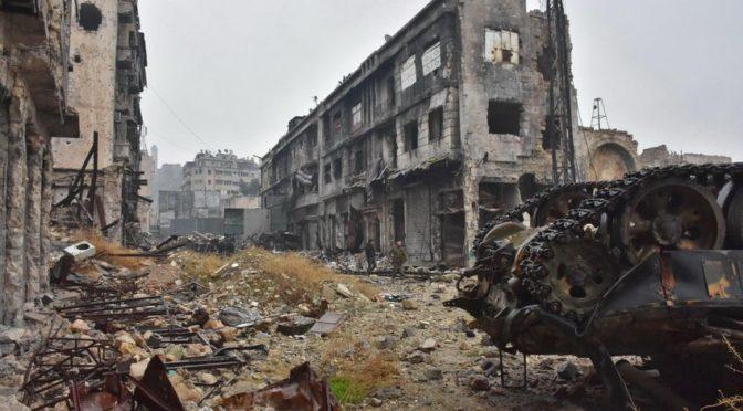 Полиция Эр-Рияда арестовала сирийца, выступившего с недостойными высказываниями о войне в Алеппо