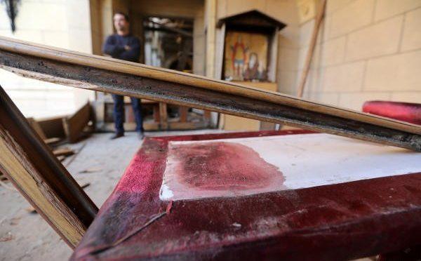 Королевство осуждает теракт, совершённый в кафедральном соборе Св.Марка в Каире