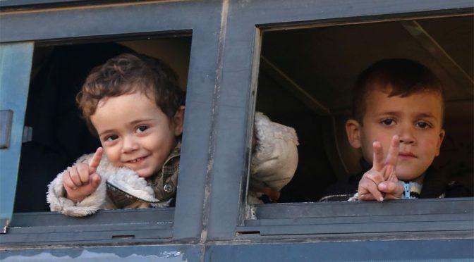 Эвакуация из Алеппо