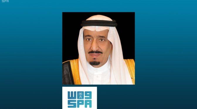 Служитель Двух Святынь принял наследного принца Королевства Бахрейн и министра обороны Малайзии