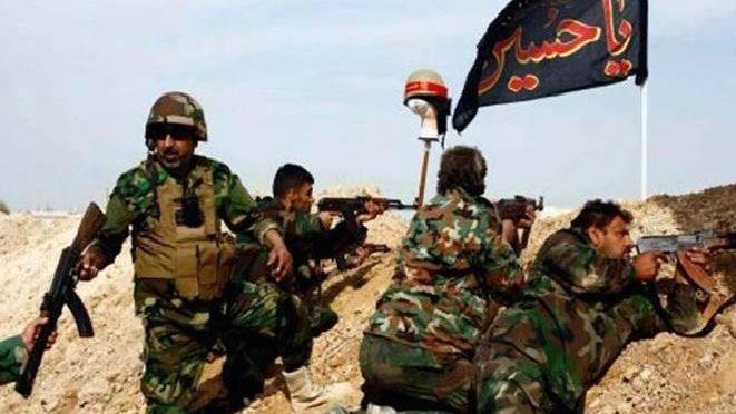 Шиитское ополчение провело учение с боевыми стрельбами вблизи саудийско-иракской границы