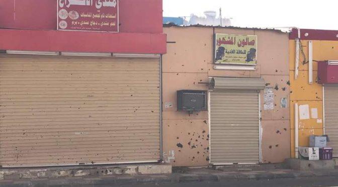 Дома, в которые попали ракеты  в округе Тувал, стали документальным свидетельством преступлений хусиитов