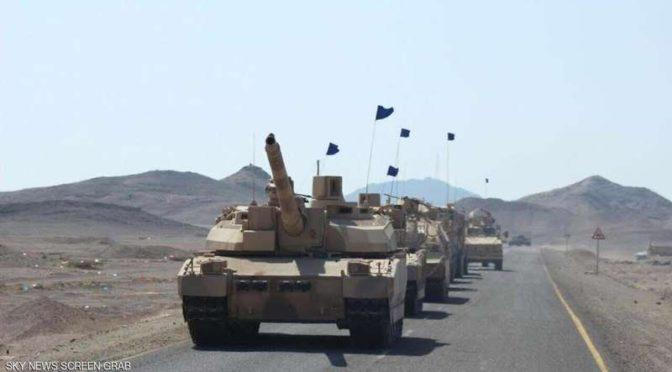 После бегства своего командующего хусииты и сторонники экс-президента Салеха в военном лагере Умари находится в преддверии полного разгрома