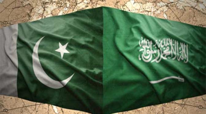 Его Высочество наследный принц встретился с командующим армией Пакистана