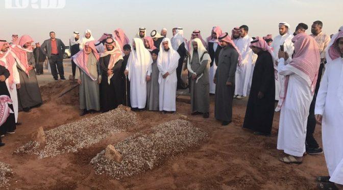 Похороны жены, сына и племянницы проповедника Салмана аль-Ауды