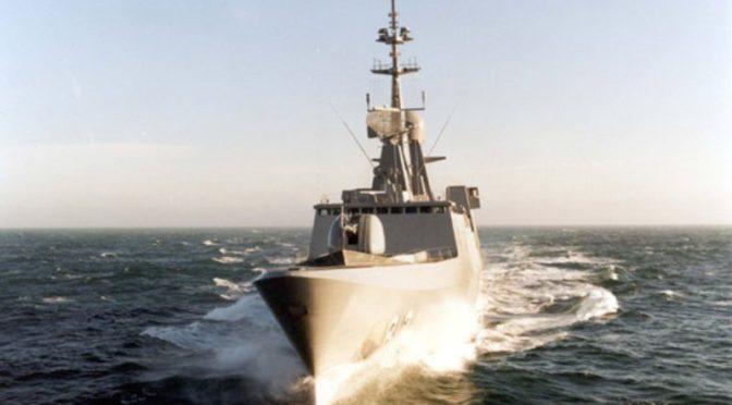 Саудийский фрегат подвергся террористической атаке 3 лодок хусиитов с террористами-самоубийцами