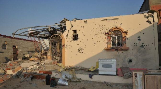 МВД раскрыло подробности расследования относительно террористической ячейки в районе Харазат в Джидде