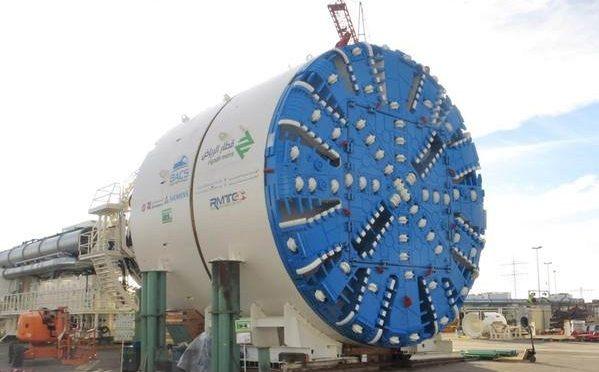 Проект метрополитена г.Эр-Рияд выполнен на 48%