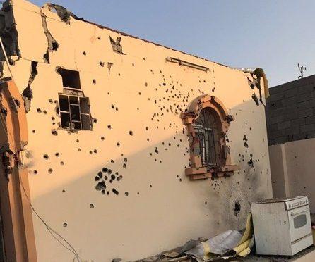 Пресс-секретарь МВД: уничтожено двое террористов и арестовано ещё двое во время спецоперации в логовах террористов в Джидде