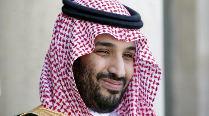Заместитель наследного принца уполномочен вести переговоры с Россией