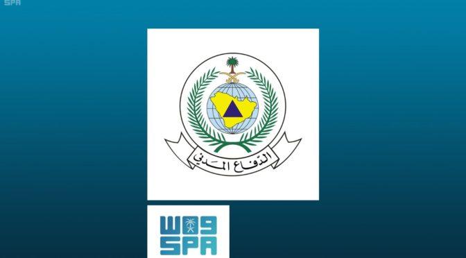 Открылся новый офис департамента Гражданской обороны в административном центре Хамиджа провинции Лучезарной Медины