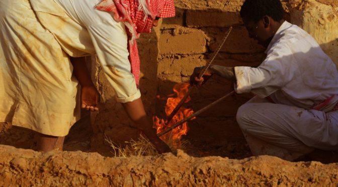 Фестиваль в селении аль-Када округа Унейза продолжает свои мероприятия, принимая большое количество посетителей
