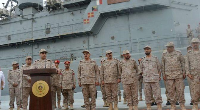 Ложь хусиитов относительно нападения на саудийский фрегат