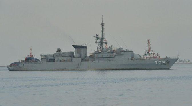 Командование коалиции: корабль ОАЭ подвергся атаке управляемой ракетой с побережья Йемена