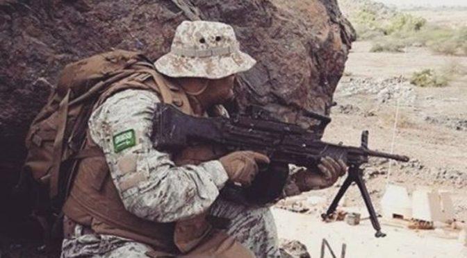 Армия Йемена взяла под контроль ряд позиций на фронте в Нихм