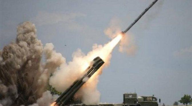 Артиллерия нанесла удар по перемещающимся хусиитам у южной границы в секторе Джазан
