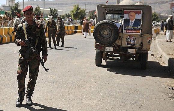 В результате авианалёта ВВС коалиции в Шабве уничтожены 10 мятежников