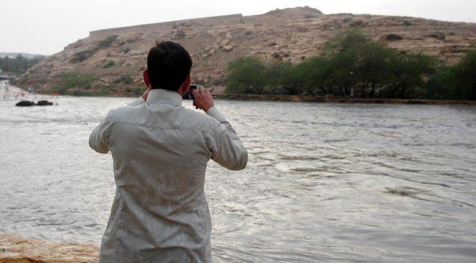 Муниципалитет Наджрана предостерегает от мин, которые могут быть снесены селевыми потоками с территории Йемена