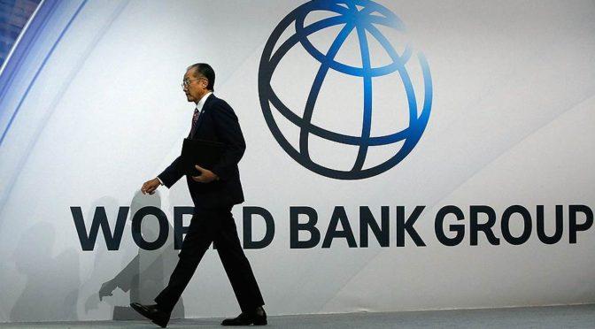 Его Высочество заместитель наследного принца обсудил с президентом группы Всемирного банка направления сотрудничества и Всемирного банка