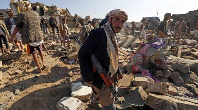 Вице-президент Йемена: мятежники назначают преступников-рецидивистов на высшие посты