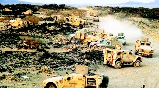Военные источники в Йемене: армия Йемена продолжает продвижение в боях в западной части провинции Таиз