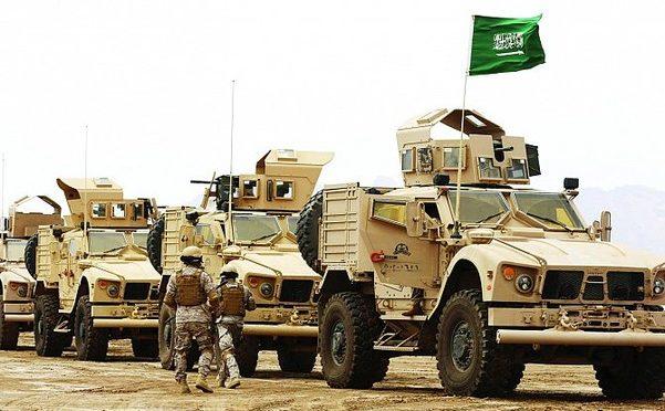 Военные подкрепления поступают в округ Нихм в рамках подготовки к обстрелам хусиитов