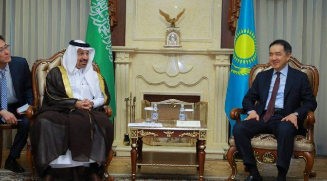 Министр энергетики, промышленности и минеральных ресурсов завершает турне по государствам Средней Азии