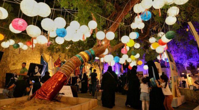 Полмиллиона человек посетили 4-ый исторический фестиваль Джидды