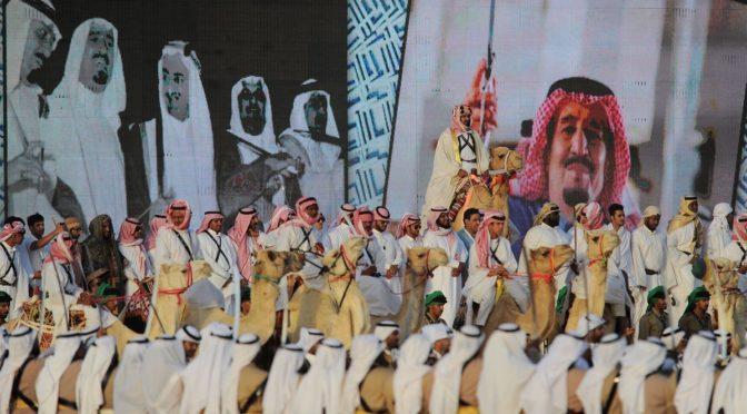 Фестиваль верблюдов им.Короля Абдулазиза
