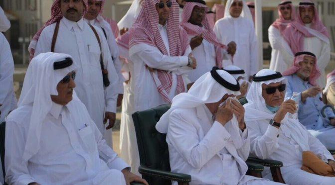 Губернатор Мекки принял соболезнования в связи с кончиной принца Саада Фейсала
